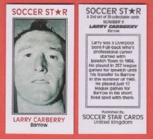 Barrow Larry Carberry